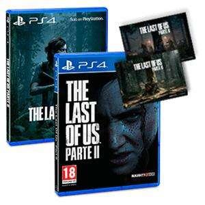THE LAST OF US PARTE II STANDARD+ PS4