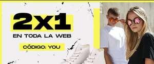 2x1 en Toda la Web Dr. Franklin