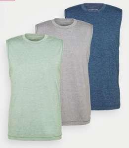Pack de tres camiseta Abercrombie todas las tallas.