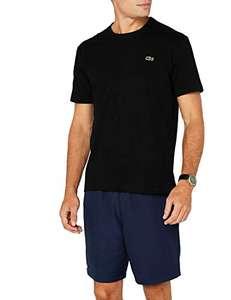 Lacoste Camiseta para Hombre Talla S y XL color negro