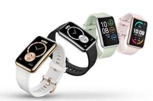 Huawei Watch Fit + Huawei Freebuds 4i