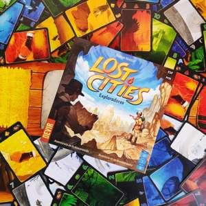 Lost Cities, Ocmo, Winterlore , Starship Battle y varias APPS GRATIS [IOS]