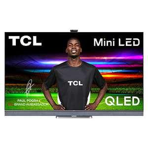 """Televisor TCL 55C822 Mini LED 4K 55"""" QLED"""