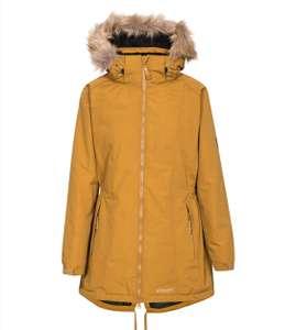 Chaqueta impermeable con capucha Trespass mujer talla M.