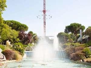 Entradas al Parque de Atracciones + 1 Noches con desayuno incluido por 50€ p/p