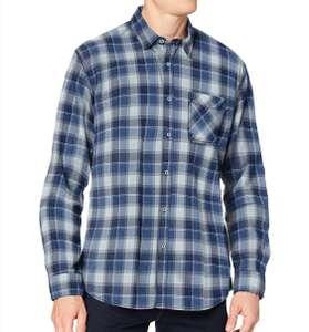 Camisa a cuadros denim Pioneer hombre talla M (S a 10.10€)