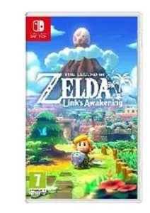 Nintendo Switch The Legend of Zelda: Link's Awakening ( Tb en Amazon)
