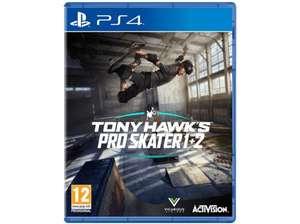 PS4 Tony Hawk's Pro Skater 1 + 2