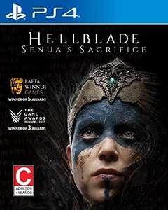 Hellblade Senua's Sacrifice PS4 (MediaMarkt)