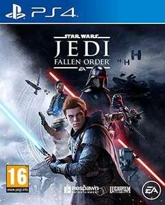 Star Wars Jedi Fallen Order por 11,20€