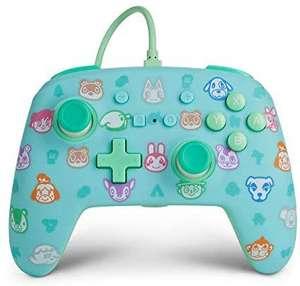 Mando - Power A Animal Crossing: New Horizons, Para Nintendo Switch, Cable, Ergonómico, 3 m, Multicolor
