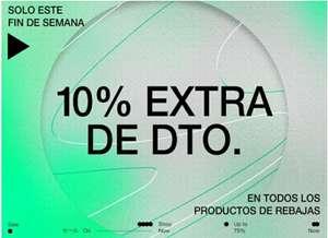 10% adicional en productos rebajados SVD