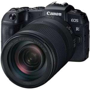 Canon RP 26MP WIFI/BLUETOOTH + RF 24-240MM
