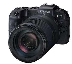 Canon RP 26MP Objetivo RF 24-240mm solo 1598€