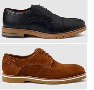 Recopilación de Zapatos de Piel Dustin para Hombre por 23.95€/Par en ECI