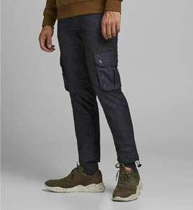 Jeans tipo cargo Jack & Jones hombre talla 31W/32L (40 largo normal)