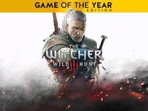 The Witcher 3: Wild Hunt por 5,99€ y GOTY por 9,99€ (Xbox Series X/S y Xbox One) / Brasil: 4,6€ y 6€ / Argentina GOTY 3,3€