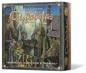 Asmodee - Ciudadelas Clásico, juego de mesa (Edge Entertainment EDGCTD01) , color/modelo surtido