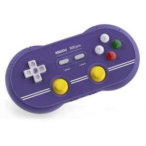 8Bitdo N30 Pro 2 C Edition Gamepad PC/Nintendo Switch (+ descripción)