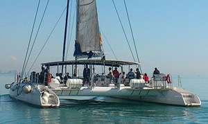 Una escapada perfecta¡ Alójate en unhotel de 4* + Una excursión por la costa en un catamarán de vela por solo 45€ + Cancela gratis (PxPm2)