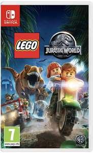 Lego Jurassic World Nintendo Switch (físico)