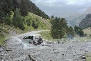 Ruta en 4x4 por Pirineo Andorrano 57€/Persona