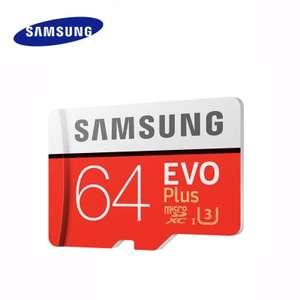 Tarjeta SD Samsung 64GB