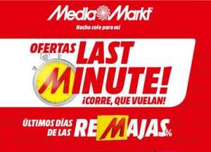 Aprovecha los últimos días de ReMajas de MediaMarkt. ¡Ofertas Last Minute!