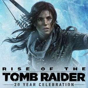 Rise Of The Tomb Raider: 20 Aniversario [STEAM]
