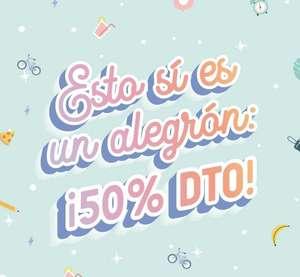 50% de descuento directo en muchos productos + Regalos+ Envío Gratis en Mr. Wonderful