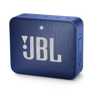 JBL GO 2 - Altavoz inalámbrico portátil con Bluetooth, resistente al agua (IPX7), hasta 5 h de reproducción