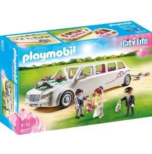 Playmobil Limusina Nupcial (boda comentada)