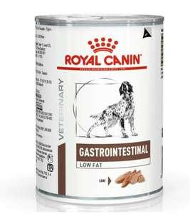 12 latas royal canin gastrointestinal