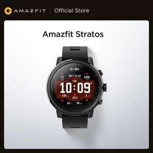 Amazfit Stratos y Stratos+ a buen precio con envío desde España