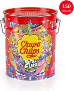 150x Chupa Chups variados solo 8.9€
