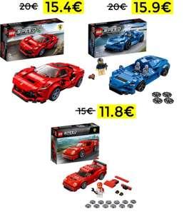 Bajada de precio en Lego Speed Champion