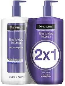 Neutrogena Loción Corporal Elasticidad Intensa, 1500 ml