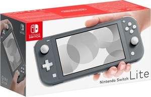 Nintendo Switch Lite Gris MediaMarkt