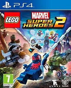Lego Marvel Super Heroes 2 , PS4