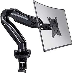 Brazo Singular de Monitor Pantallas LCD LED de 13-27