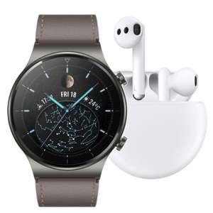 Huawei Watch GT 2 Pro Classic Gris Nebulosa + REGALO Huawei FreeBuds 3