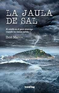 La jaula de sal (Los crímenes del faro nº 4) Versión Kindle