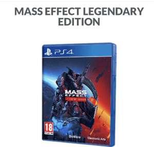 Mass effect edición legendaria