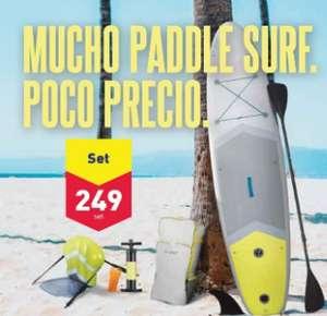 Kit Paddle Surf con tabla incluida iniciación