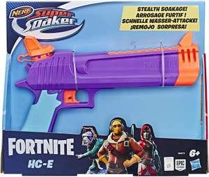 Supersoaker Fortnite Hasbro solo 4.5€