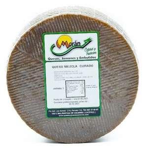 Queso Rústico (GRANDE) de 3kg opción de 2 quesos por 50 euros