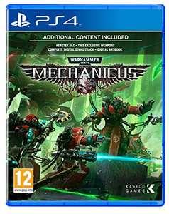 Juego PS4 Warhammer 40.000: Mechanicus