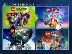 Juegos de LEGO (PS4)