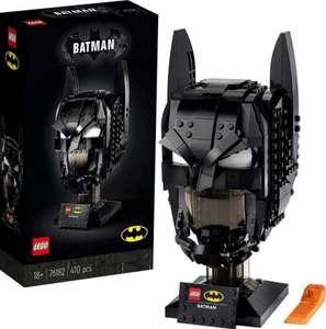 Capucha de Batman, Super Heroes Maqueta para Construir LEGO DC Cómics