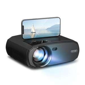 BlitzWolf®BW-VP13 1080P WIFI Projector Full HD 2.4G/5G WIFI Cast Screen Mirroring